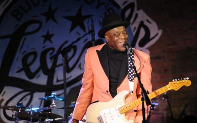 Quintessential Chicago Blues: Buddy at Buddy's