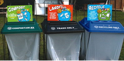 'ROOING IT RIGHT… Sustainability at Bonnaroo